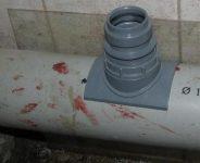 Как врезаться в канализационную пластиковую трубу