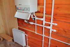 Пластиковые трубы для газа в частном доме