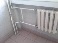 Демонтаж теплоизоляции труб